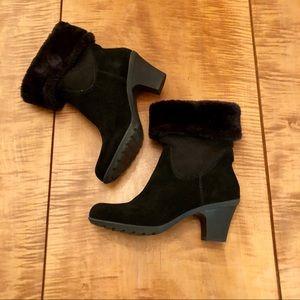 Anne Klein | Black Boots